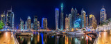 Dubai Marina bay, UAE