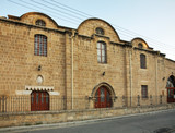 Church of Archangelos Michail Trypiotis in Nicosia. Cyprus