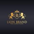 Lion brand. Lion logo