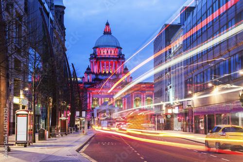 Foto Murales Belfast City Hall