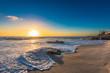 Sunset at Windansea Beach