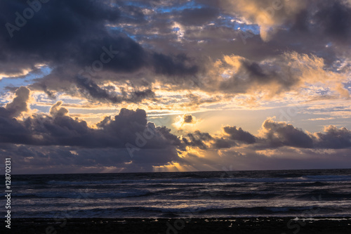 Valokuva Sunrise at Lihue, Kauai, Hawaii