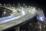 motorway bypass of the city Banska Bystrica Slovakia