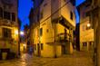 architecture of Rovinj (Rovigno). Istria. Croatia.
