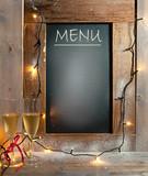 Party menu