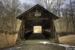 Ashokan Covered Bridge in New York