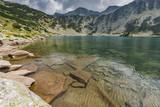 Banderishki Chukar Peak and Banderitsa Fish Lake, Pirin Mountain, Bulgaria