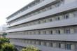 日本の単身者用のマンション