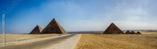 Cairo Pyramids, Egypt