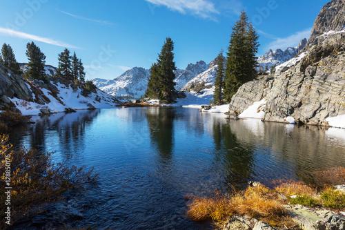 Foto op Canvas Sierra Nevada