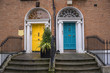 Georgian doors in Dublin - 128865709