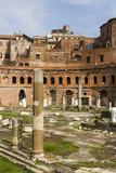 Trajan markets in rome