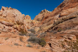 Valley of Fire State Park Nevada Scenic Landscape