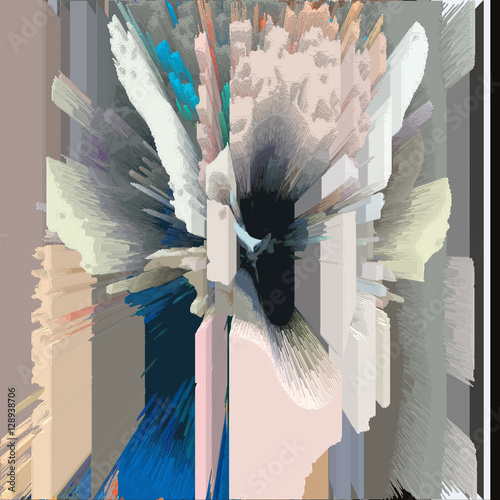 Abstract designe © Larisa Siverina