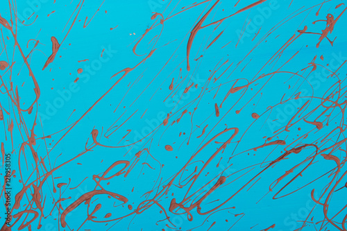 Abstract art creative background Poster