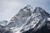 Ama Dablam mountain peak, Dingboche village