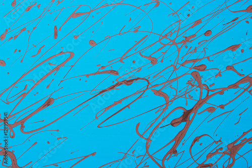 Poster Abstract art creative background