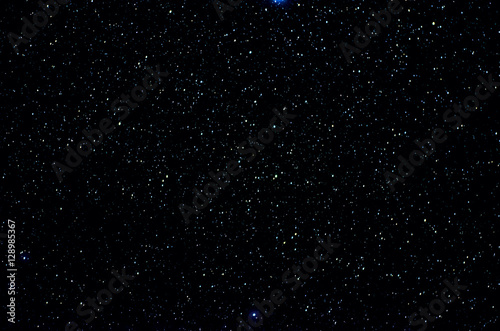 Stars and galaxy outer space sky night universe background Poster