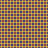 seamless illustration - colored rhombuses