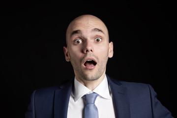 Surprised Man