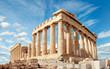 Parthenon on the Acropolis in Athens, Greece
