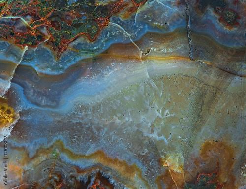 Naklejka agate texture