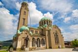 Orthodox cathedral in Veliko Tarnovo