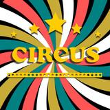 Cartel circense vintage