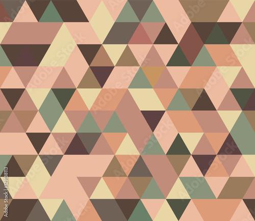 Fototapeta Triangle wallaper