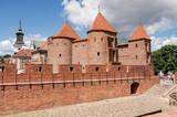 Barbakan w Warszawie - 129186961