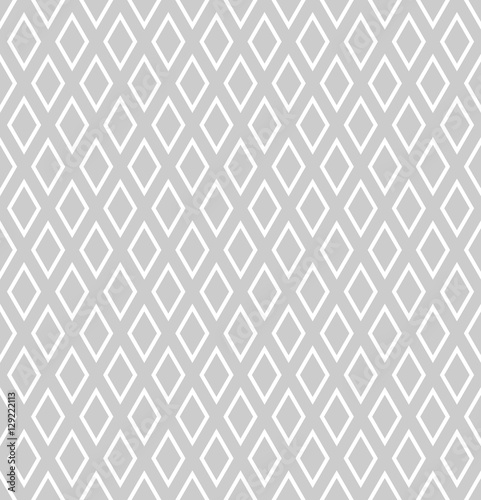 Seamless diamonds pattern. - 129222113