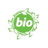vector logo bio