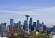 Skyline of Seattle Washington