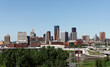 Skyline of Saint Paul Minnesota