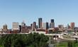 Skyline of Saint Paul Minnesota