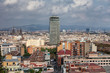 City of Barcelona Cityscape