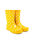 Gumboots. Isolated on white. - 129297304