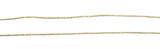 Set of white cotton ropes - 129346337