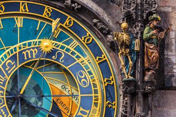 Prague Astronomical Clock, Czech Republic