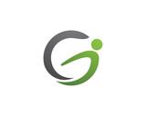 Fototapety Health Logo Template