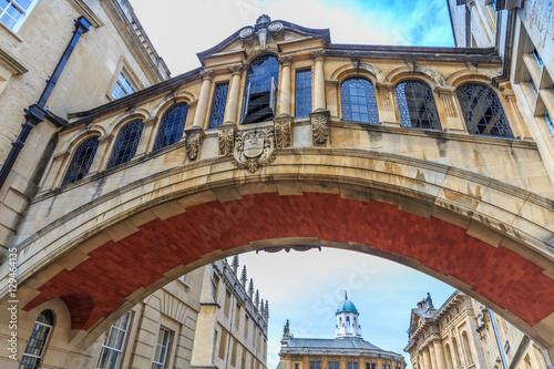Keuken foto achterwand Noord Europa Hertford Bridge, Oxford University