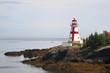 Head Habour Lightstation - Campobello Island New Brunswick Canad