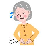 腹痛 高齢女性