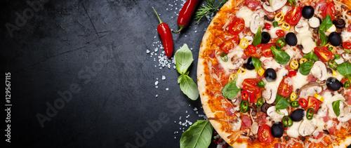 Papiers peints Pizzeria pizza for you