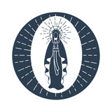 Immaculate Conception of the Virgin Mary - 129573712