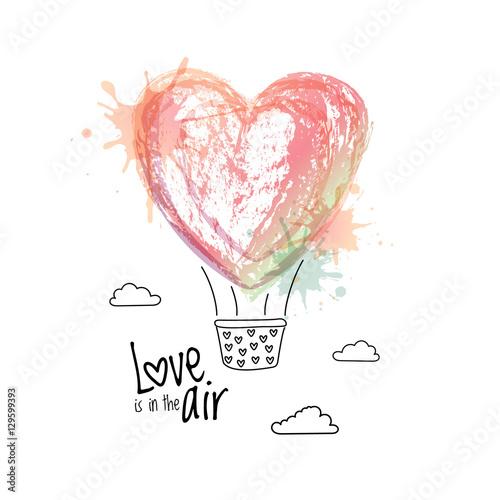 streszczenie-balon-w-formie-serca-akwarela-z-koszem-milosc-jest-w-powietrzu-biale-tlo