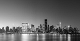 Midtown Manhattan skyline panoramic view - 129599921