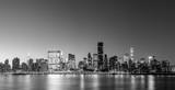 Midtown Manhattan skyline panoramic view - 129599921