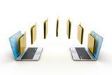 Computer file transfer