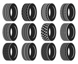 Tire or wheel for truck, bus, automobile tyre.